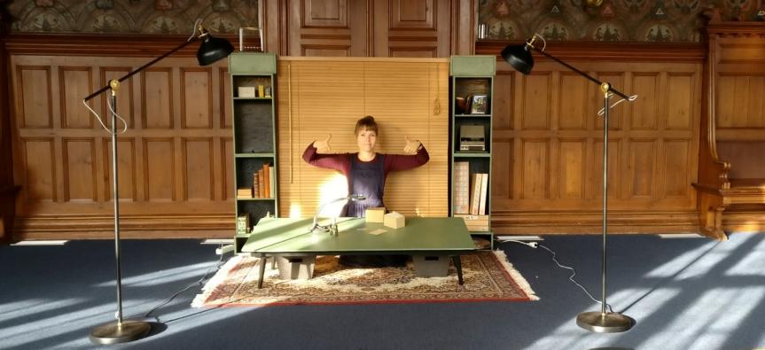 sif skrivebord